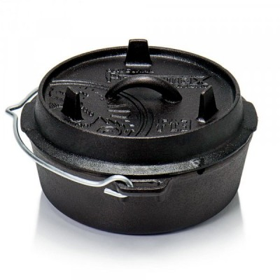 Petromax - Gietijzeren pan - Dutch Oven FT3 - 2,3 Liter