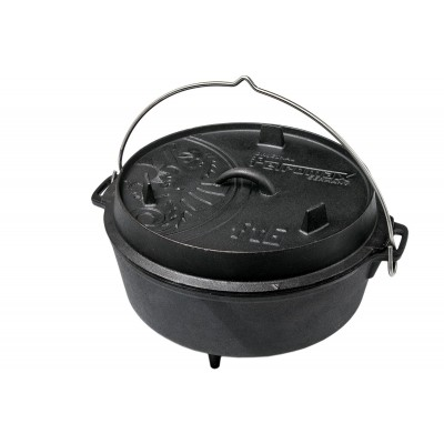 Petromax - Gietijzeren pan - Dutch Oven FT6 - 6,1 Liter