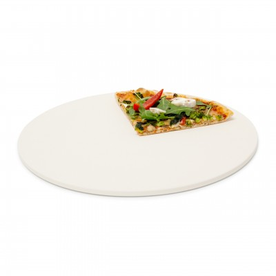 Pizzasteen rond